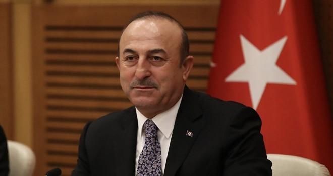 Çavuşoğlu: ABD, aldığımız kararlar sayesinde Suriye'den çekildi