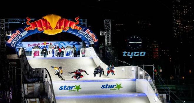 Red Bull Crashed Ice'ı Naasz ve Trunzo kazandı