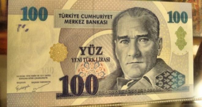 YTL banknotların zaman aşımı süresi bu yıl bitiyor