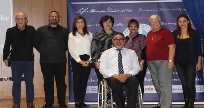 Engelli bireyler için STK'ların önemini konuştular