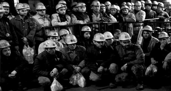 Maden ocağında göçük!