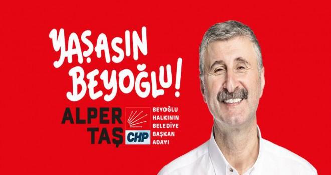 Alper Taş'tan kadınlara 8 Mart sözü: Beyoğlu'nda mutlu ve özgürce yaşayacaklar