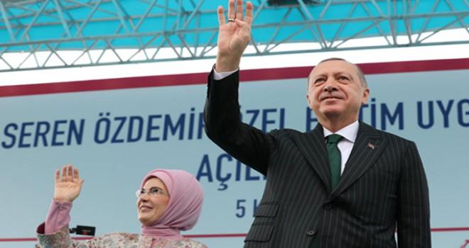 Cumhurbaşkanı Erdoğan: Son 16 yılda devrim niteliğinde adımlar attık