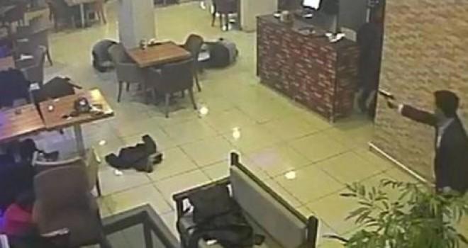 Malatya'da 4 kişinin öldürüldüğü dehşet anlarının görüntüleri ortaya çıktı