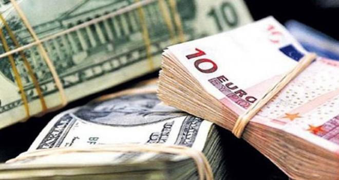 Dolar, 5.37, euro 6.10 ve sterlin de 6.84 lirada
