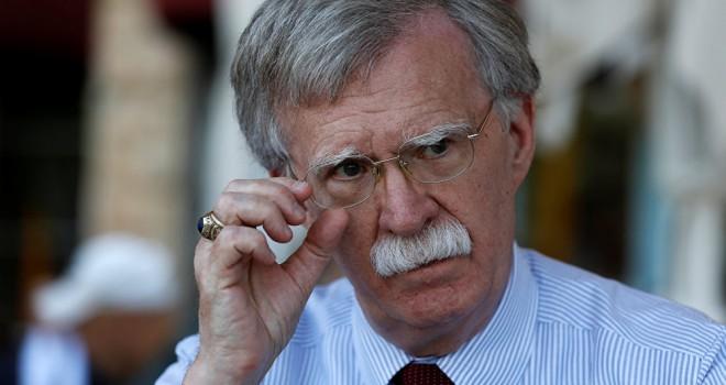 Erdoğan'ın görüşmeyi reddettiği Bolton, Ankara'dan ayrıldı