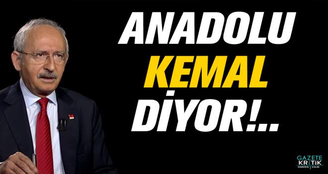 Anadolu Kemal Diyor!..