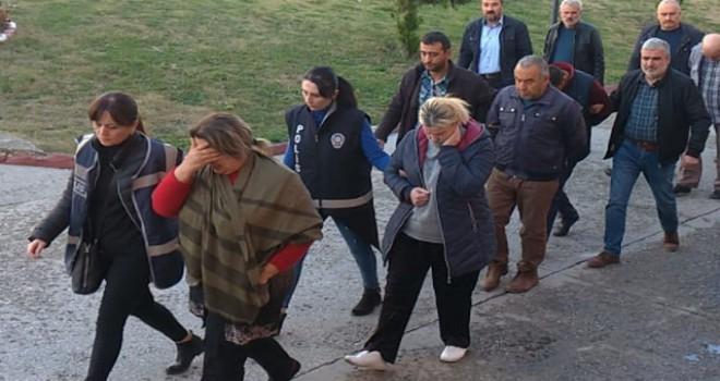 Amasya'da fuhuş operasyonu: 5 tutuklama