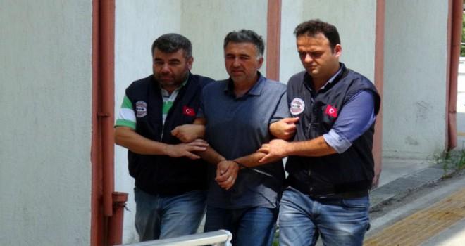 MİT operasyonuyla Ukrayna'da yakalanan FETÖ şüphelisi Mersin'de sorgulanıyor