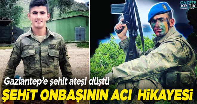 Şehit Onbaşı Ahmet Furkan Köse'nin acı hikayesi
