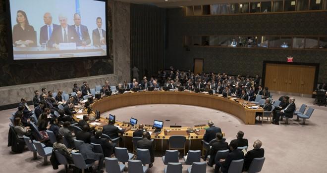 BM Güvenlik Konseyi: Cenevre sürecini başlatmak için derhal harekete geçilmesi çağrısı yapıyoruz
