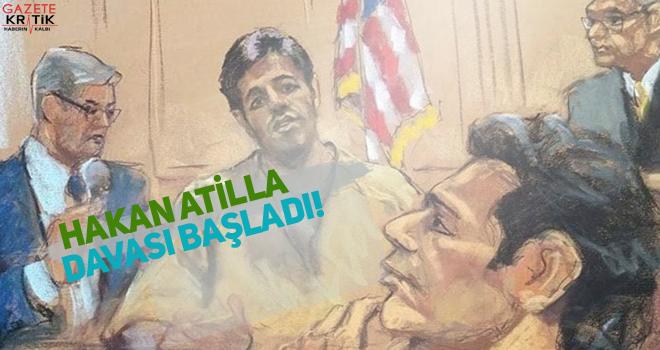 Hakan Atilla davası başladı!