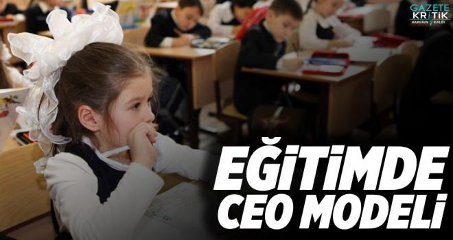 Okul müdürlerine CEO modeli: Hedefi gerçekleştiremezse görevden alınacak