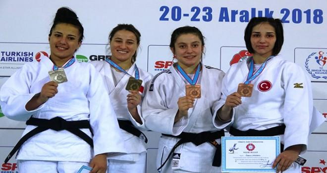 Büyükler Türkiye Judo Şampiyonası sona erdi