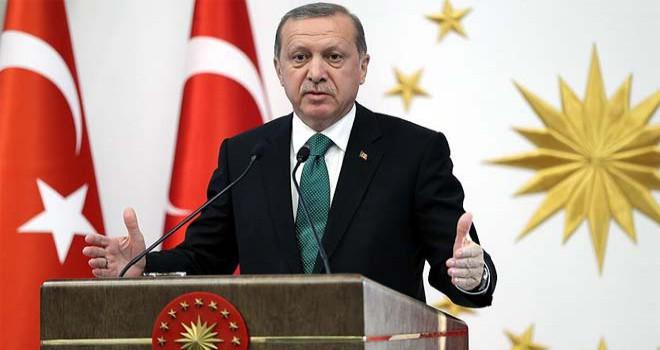Erdoğan: Kültür-sanat meselesi en az terörle mücadele kadar önemli