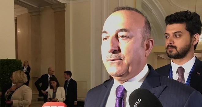 Dışişleri Bakanı Çavuşoğlu: Basra ve Musul konsolosluklarımızı yeniden açıyoruz