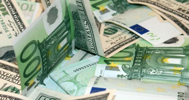 Dolar 5.32, euro 6.06 ve sterlin 7.09 lirada