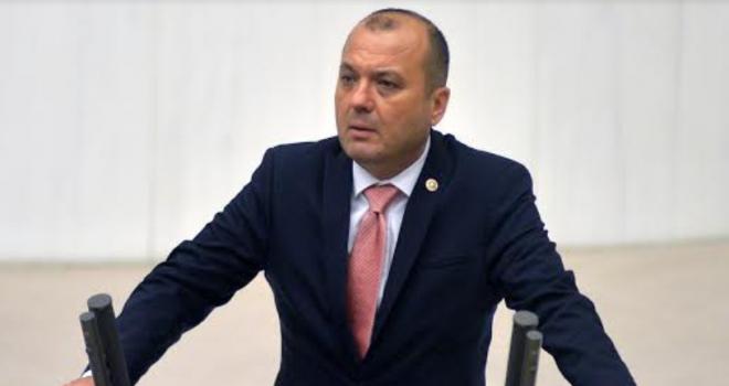 CHP Tekirdağ Milletvekili Dr. Aygun'dan Çerkezköy Termik Santrali Sorusu: