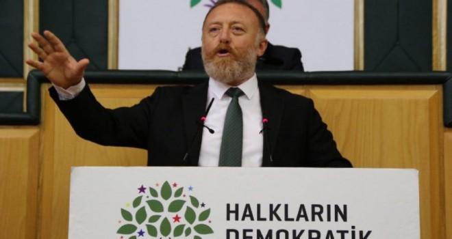 HDP'den Bahçeli'yle yolları ayıran Erdoğan'a çağrı: Gelin masaya oturalım