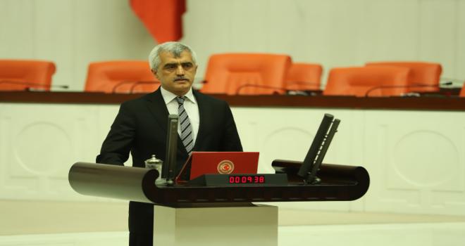 HDP'li Ömer Faruk Gergerlioğlu:Kocaeli geneli için yapı stoku kalitesi envanteri çıkarılmış mıdır?