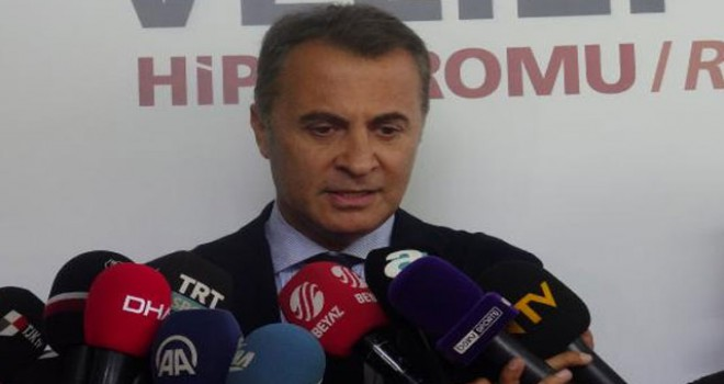 Fikret Orman: 'Yusuf Namoğlu'na istifa çağrısında bulunmadım'