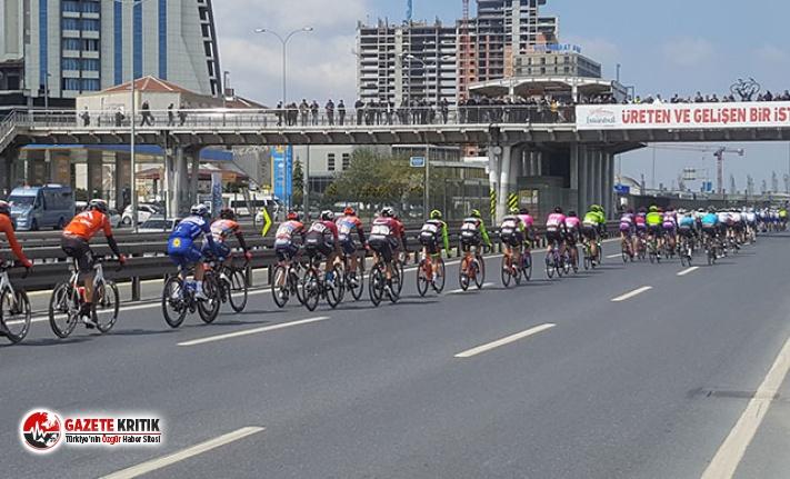 55'inci Cumhurbaşkanlığı Türkiye Bisiklet Turu başladı