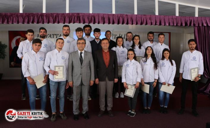 """ADÜ DAVUTLAR MESLEK YÜKSEK OKULU'NDA """"GASTRONOMİ ŞENLİĞİ"""""""