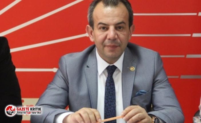 Bolu Belediye Başkanı istifa etti
