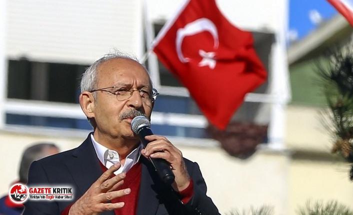 CHP, Kılıçdaroğlu'na yönelik saldırıya karşı 81 ilde eş zamanlı basın açıklaması yapacak