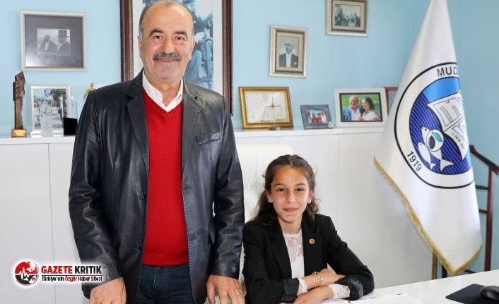 ÇOCUK MECLİSİ BAŞKANI'NDAN ÇOCUK SOKAĞI TALİMATI