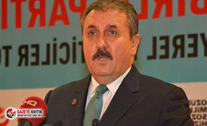 Destici: Türkiye ittifakına varız