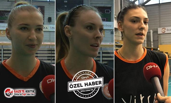 Eczacıbaşı VitrA'da Boskovic, Meliha ve Gibbemeyer şampiyonluğa inanıyor