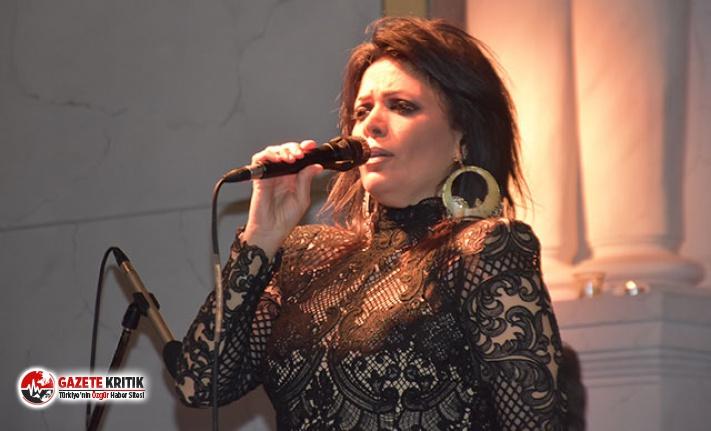 Edirne Büyük Sinagogu'nda Yasmin Levy konseri