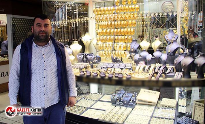Eski patronunun borcu için 781 bin liralık altını haczedildi