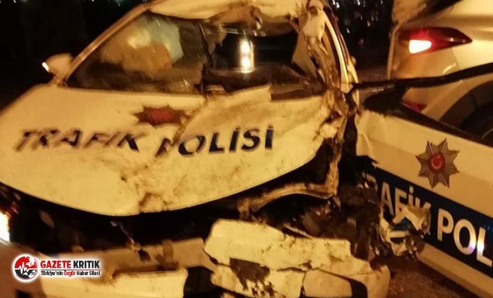 Eskişehir'de 8 aracın karıştığı zincirleme kaza