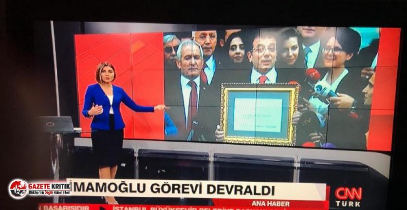 """Gazeteci Sevilay Yılman'dan CNN Türk'ün """"fotomontajlı mazbata"""" haberine tepki!"""