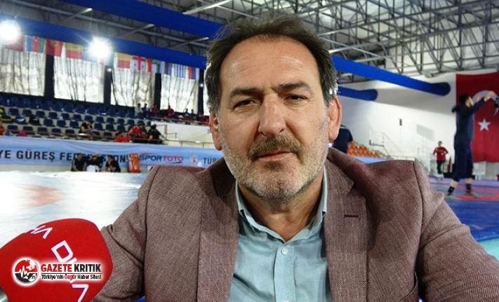 Güreş Federasyonu Genel Sekreteri Tahir Yılmaz: Güreş, bayrağı yere düşürmez