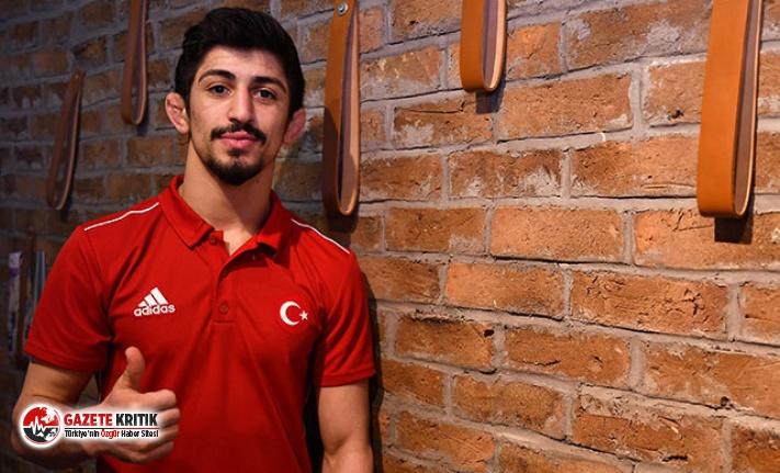Kerem Kamal: Olimpiyat şampiyonu olmak istiyorum