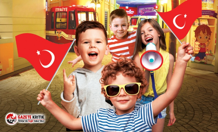 'KidzFest' 23 Nisan'da gerçekleşecek