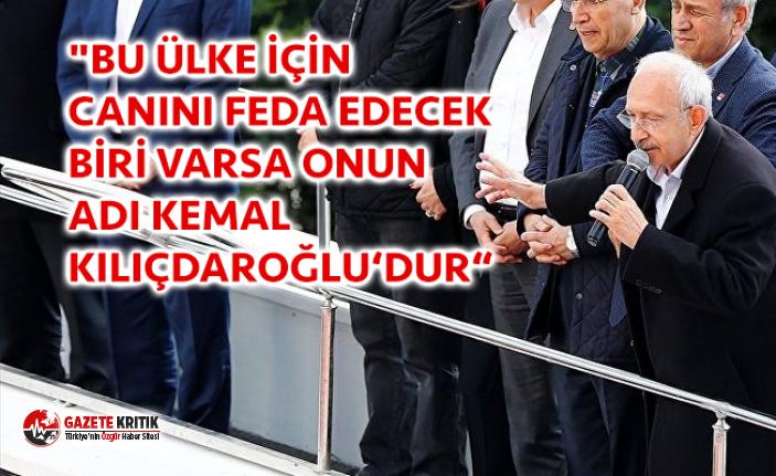 Kılıçdaroğlu: Saldırı köye dışardan gelenlerin tezgahı