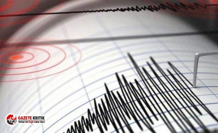 Muğla'da 4.3 büyüklüğünde deprem