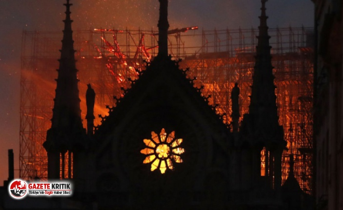Notre Dame Katedrali için 700 milyon euro bağış