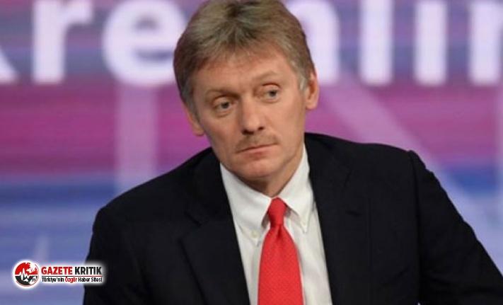 Peskov: Erdoğan'ın baskılara karşı duruşunu memnuniyetle karşılıyoruz