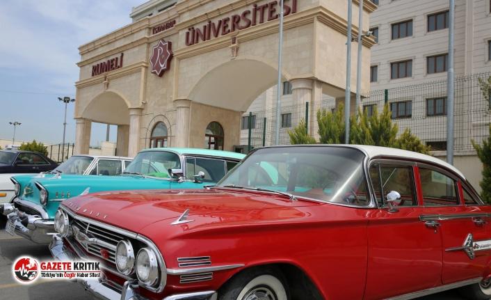 Rumeli Üniversitesi'nin kuruluş yılı klasiklerle kutlandı