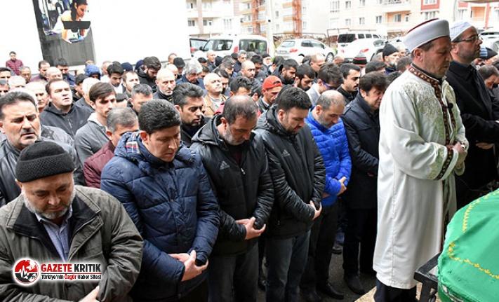 Sivasspor'un yarım asırlık malzemecisi son yolculuğuna uğurlandı