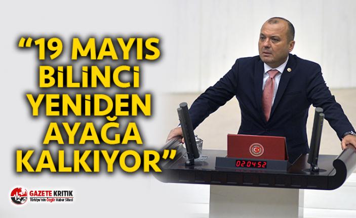 """""""19 MAYIS BİLİNCİ YENİDEN AYAĞA KALKIYOR"""""""