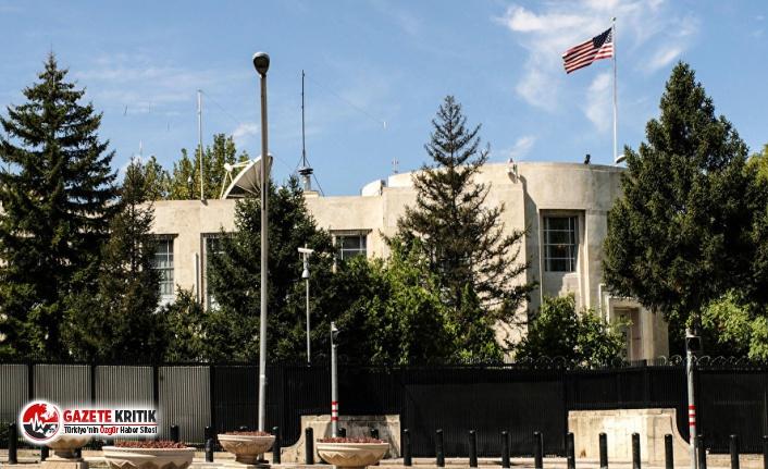 ABD Büyükelçiliği: Suriye konusunda ortak endişelere dönük ilerleme için çalışacağız
