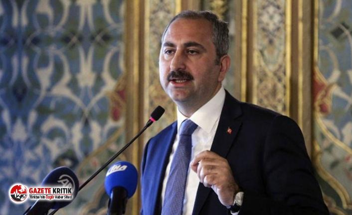 Adalet Bakanı Gül'den Öcalan açıklaması: Görüşme yasağına ilişkin kararlar kaldırıldı