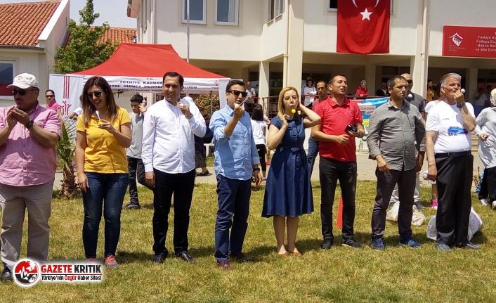 AİLE ŞENLİĞİ FETHİYE'DE YAPILDI
