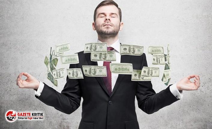 Araştırma: Parası olan kendini diğerlerinden üstün görüyor!
